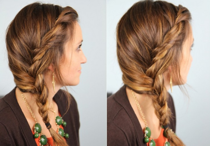 Excellent Easy Hairstyles Braids Long Hair