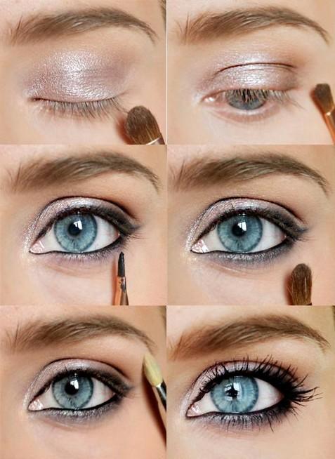 Beautiful eye makeup tutorial